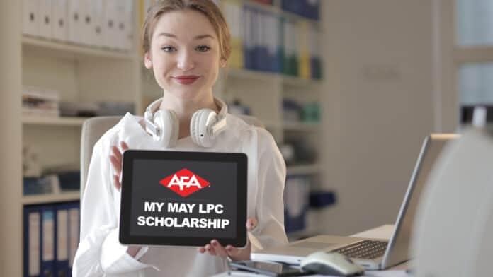 AFA Scholarship LPQ LPC
